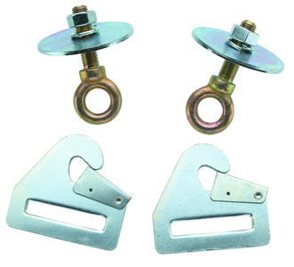 Eyebolt Clip In Conversion For 518 Style Belts
